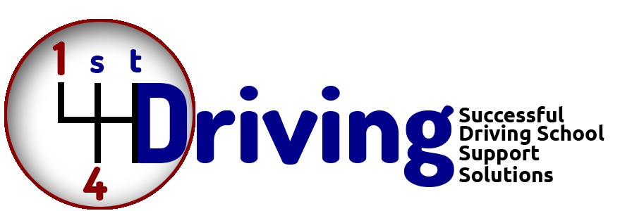 1st 4 Driving banner