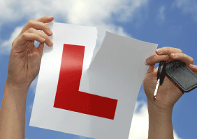 How to pass the driving test first time