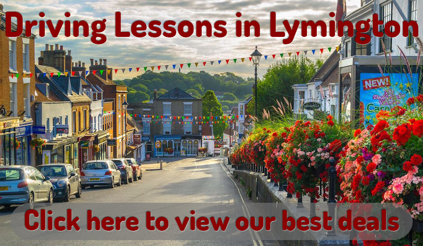 driving lessons in lymington