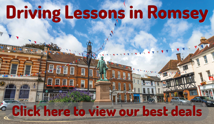 driving lessons romsey