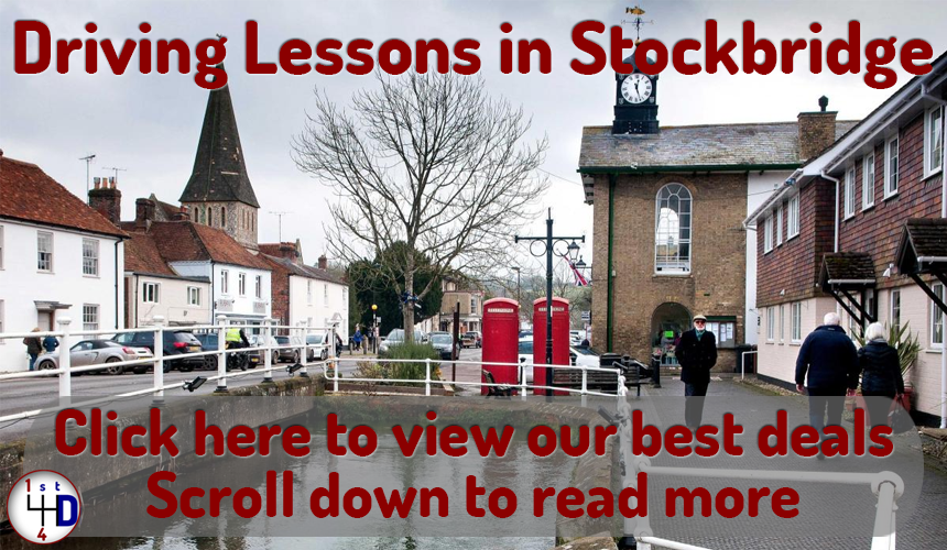 driving lessons in stockbridge
