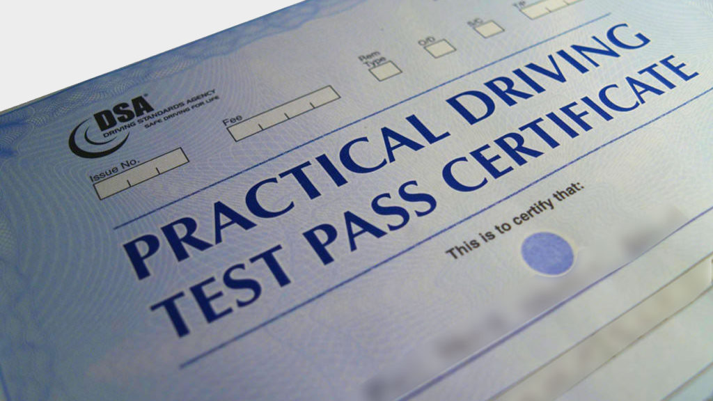 pass the driving test easier
