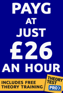 Driving school prices 26 hour