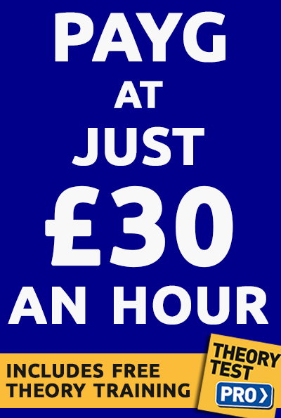 Driving school prices 30 hour