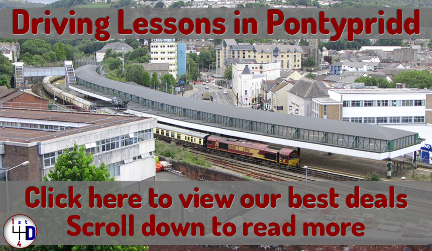 driving lessons in Pontypridd