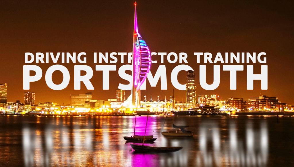 driving instructor training in portsmouth
