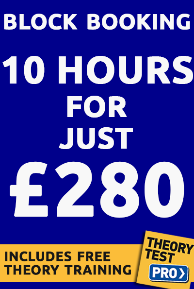 driving lesson prices 10 hours