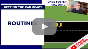 driving lessons routines